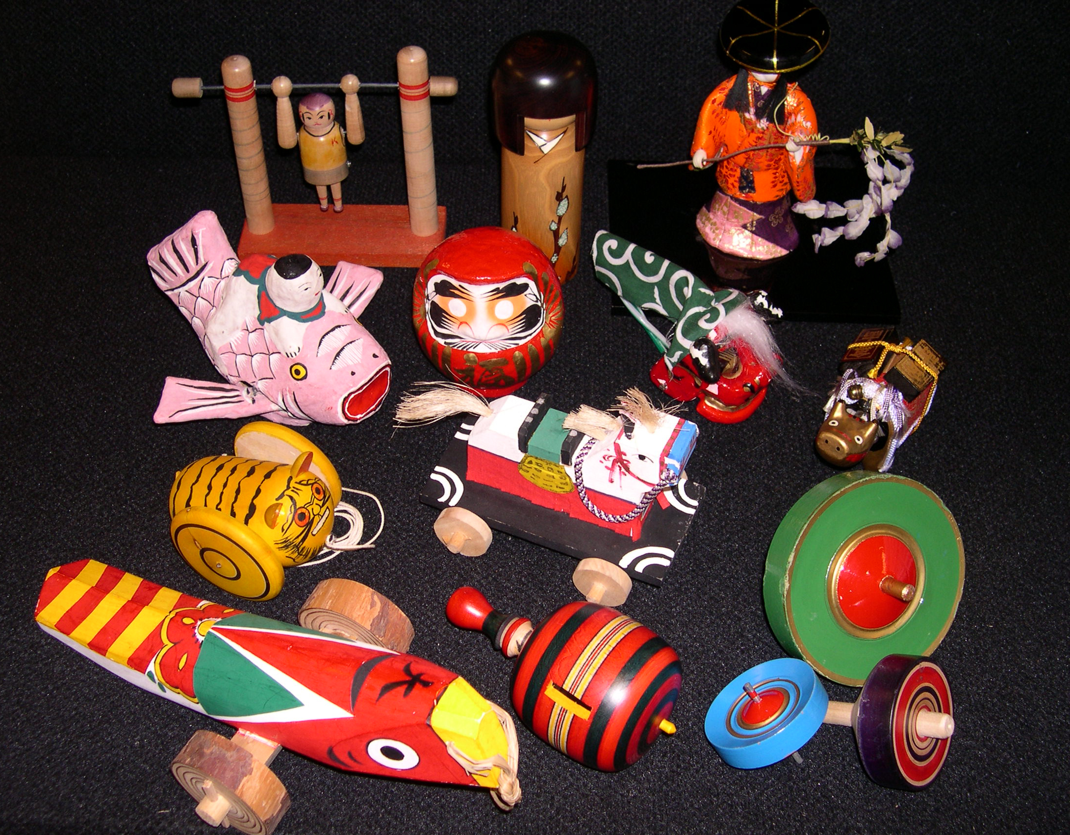 Japan Traditional Toys : Consulate general of japan in atlanta