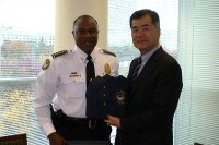 CG and Police Chief